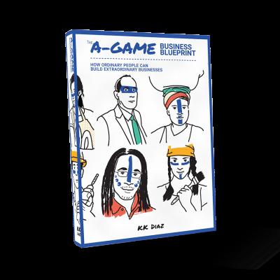 A-Game Business Blueprint Book